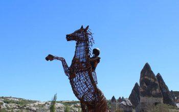Kapadokya Engelli Yetenekler Derneği (KEYDER)Kurucusu Hasan Kalcı anlatıyor
